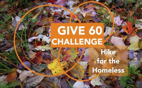 Give 60 Challenge - Hike 2021