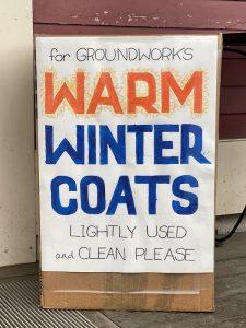Coat Drive box